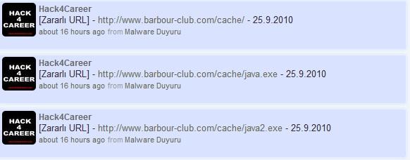 Barbour-Club