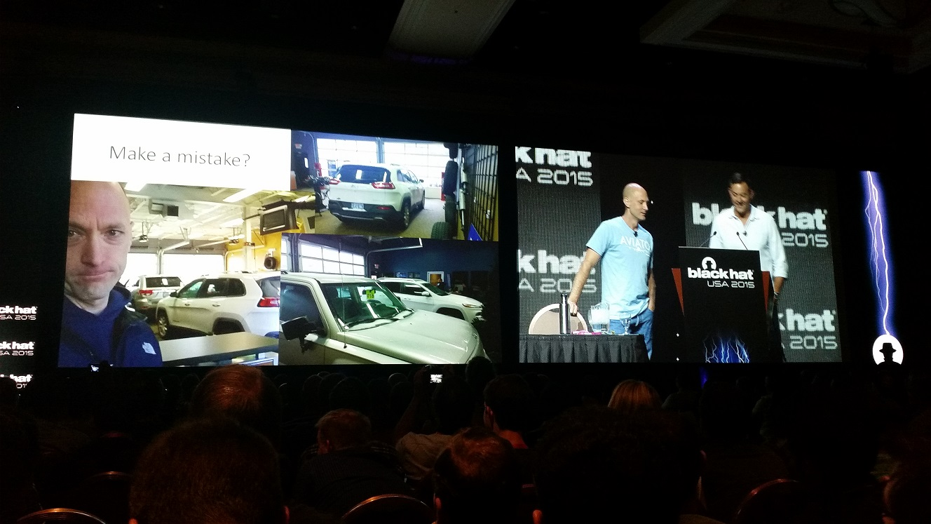 Black Hat USA 2015