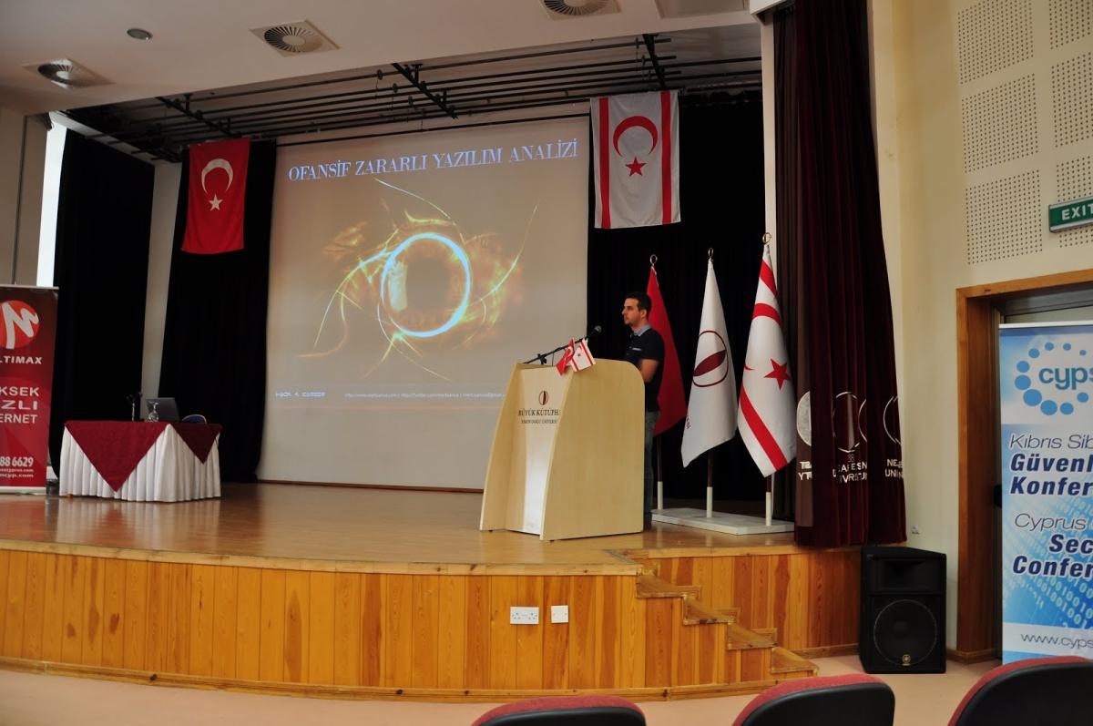 KKTC Siber Güvenlik Konferansı 2013