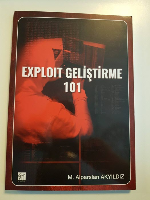 Exploit Gelistirme 101