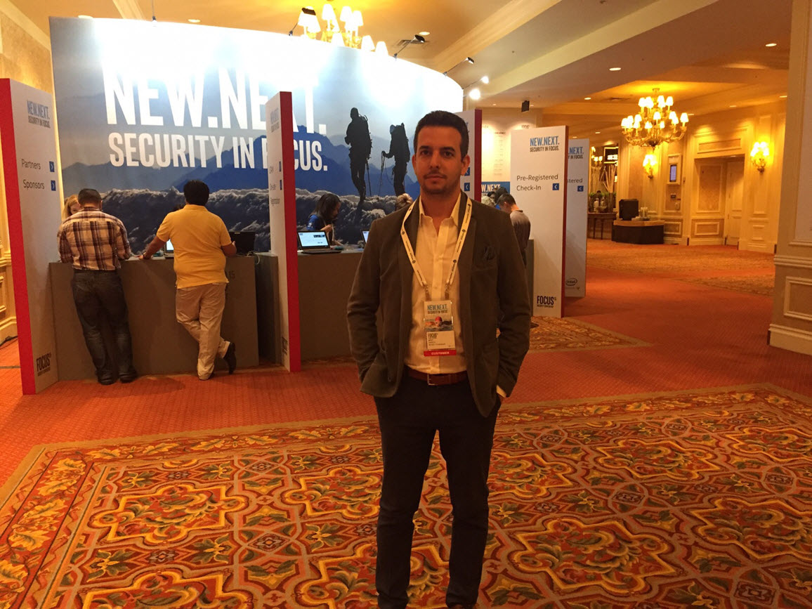Intel Security Focus Conference 2015