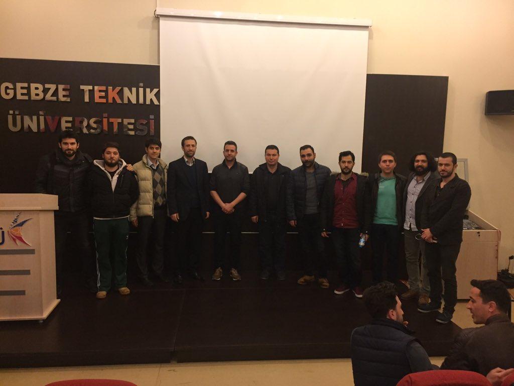 Gebze Teknik Üniversitesi 2017