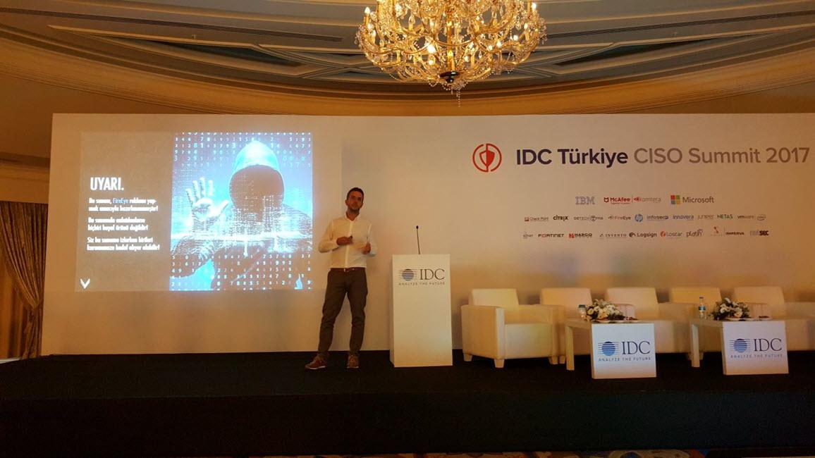 IDC CISO Summit 2017