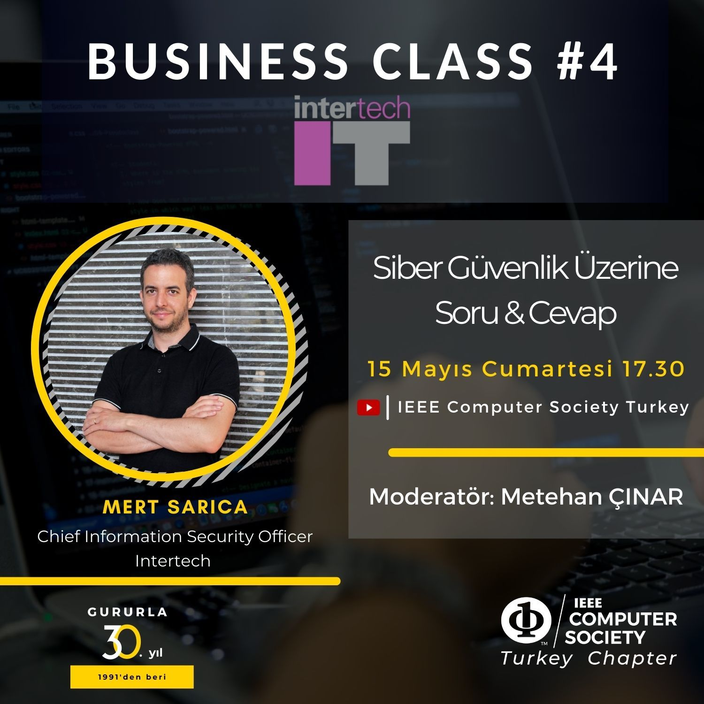 IEEE Computer Society Turkey Chapter