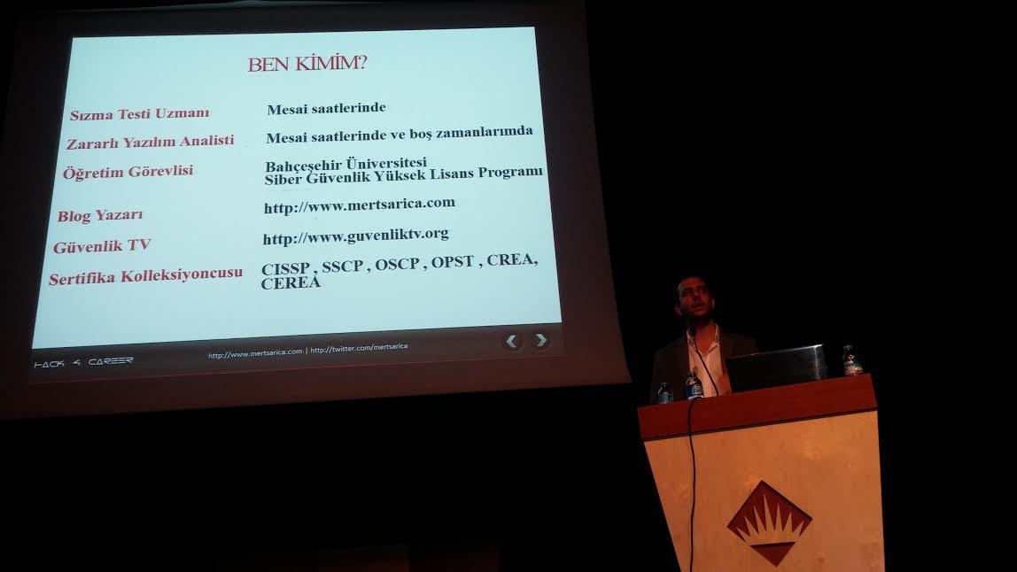 İstanbul Siber Güvenlik Konferansı