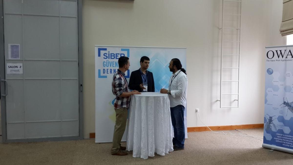 İstanbul Siber Güvenlik Konferansı 2013