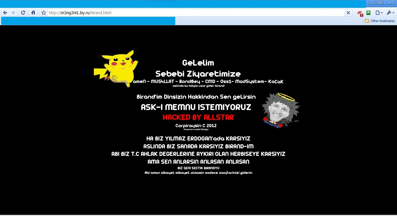Kanald Hacked