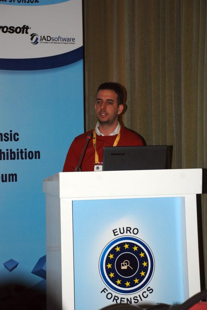 Euroforensics 2012