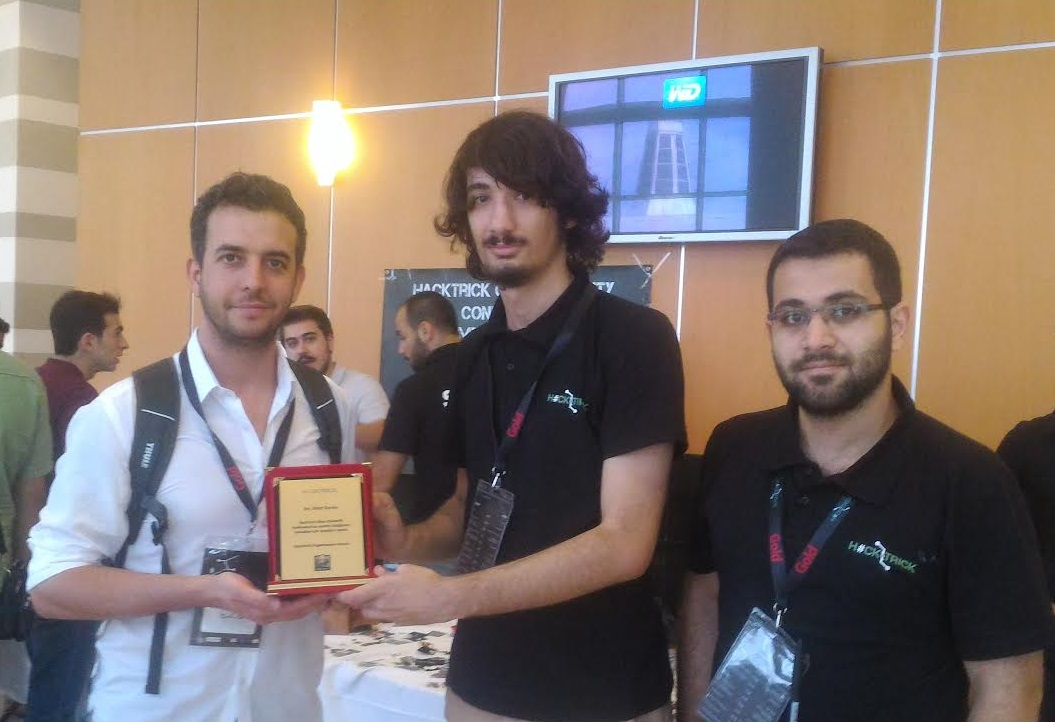 Hacktrick Siber Güvenlik Konferansı