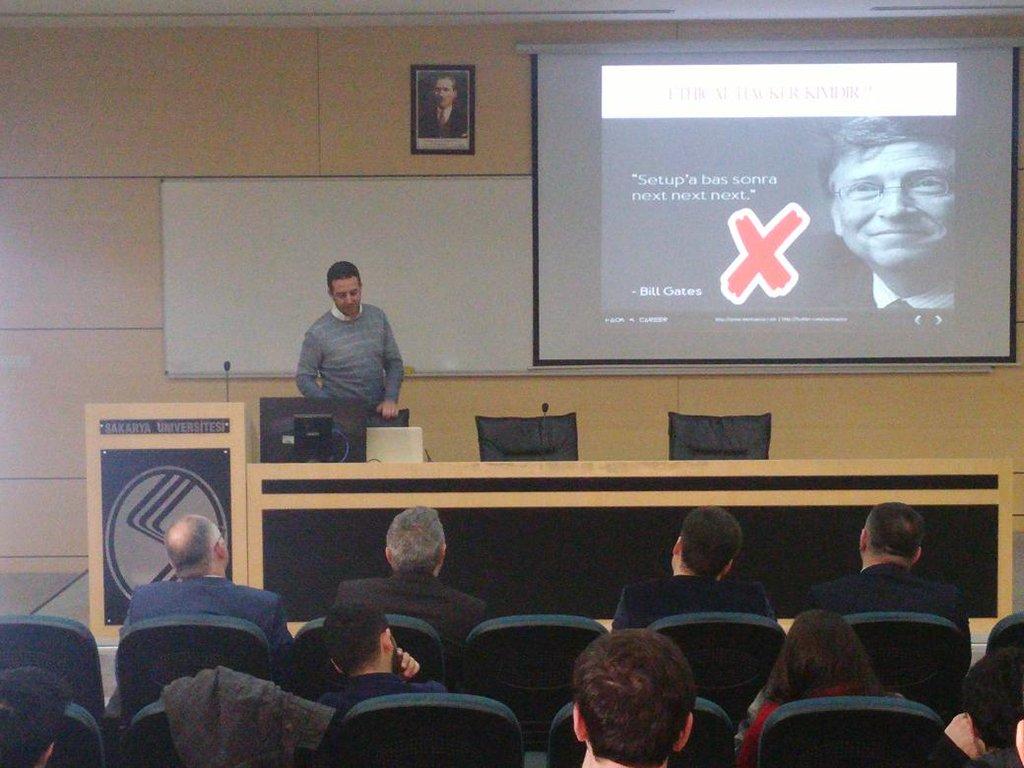 Sakarya Üniversitesi, Siber Güvenlik Kış Kampı