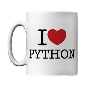 Python'u Seviyorum :)