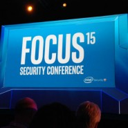 Intel Security Focus Güvenlik Konferansı